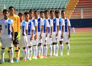 India U-17 World Cup squad register victory