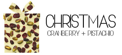Christmas Cranberry Pistachio Chocolate Bark Recipe - gluten free, easy holiday recipes, food gift ideas, easy handmade gifts, DIY hostess gifts, gourmet homemade chocolates