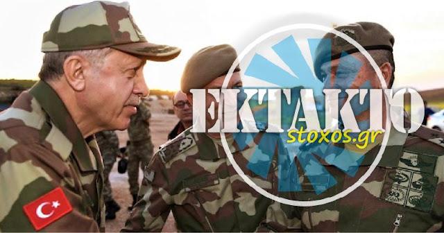 """ΕΚΤΑΚΤΟ! Το είπε και το έκανε ο Ερντογάν! Ξεκίνησε την αποστολή τουρκικών  στρατευμάτων στη Λιβύη! ΤΩΡΑ ΑΡΧΙΖΟΥΝ ΟΛΑ...!!!   Εφημερίδα """"Στόχος"""" -  Stoxos newspaper"""