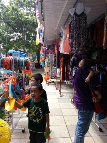 Percutian ke Pulau Pangkor - Hari Kedua