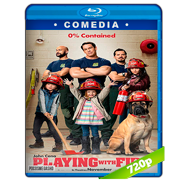 Jugando con fuego (2019) BRRip 720p Latino