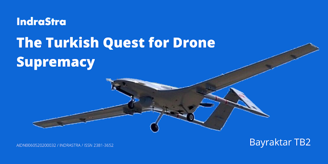 The Turkish Quest for Drone Supremacy