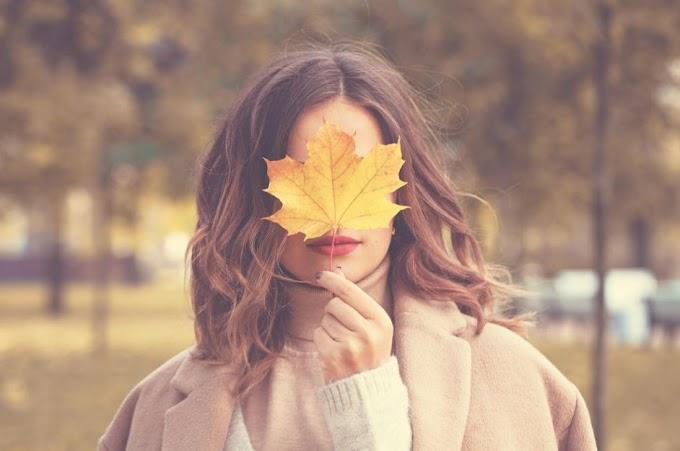 Sonbaharda yaşlanmaktan kaçının