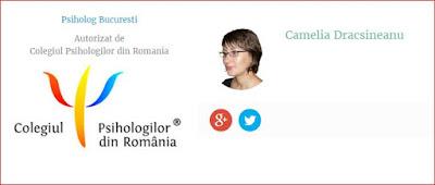 dracsineanu camelia cabinet psihologie