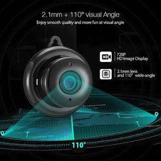 piccolo telecamera wireless ip