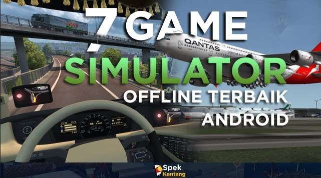 7 Game Simulator Offline Android 2019