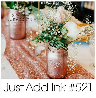 Jo's Stamping Spot - Just Add Ink Challenge #521