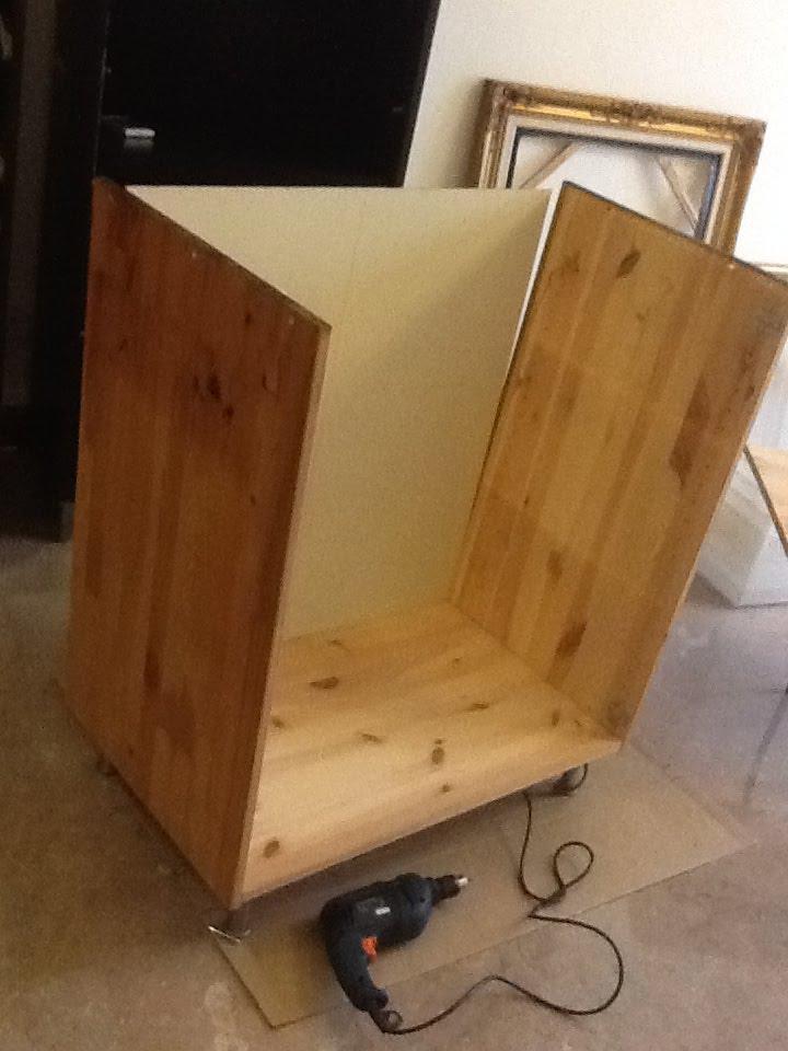 House Reno Amp Decor Dismantling Ikea Ivar Cabinet