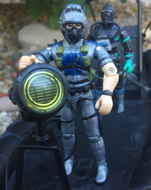 1986 Mission to Brazil Wet Suit, Toys R Us Exclusive