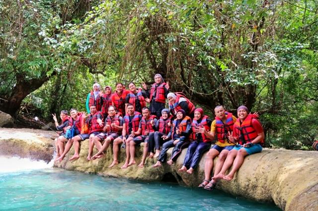 Body Rafting Sungai Citumang