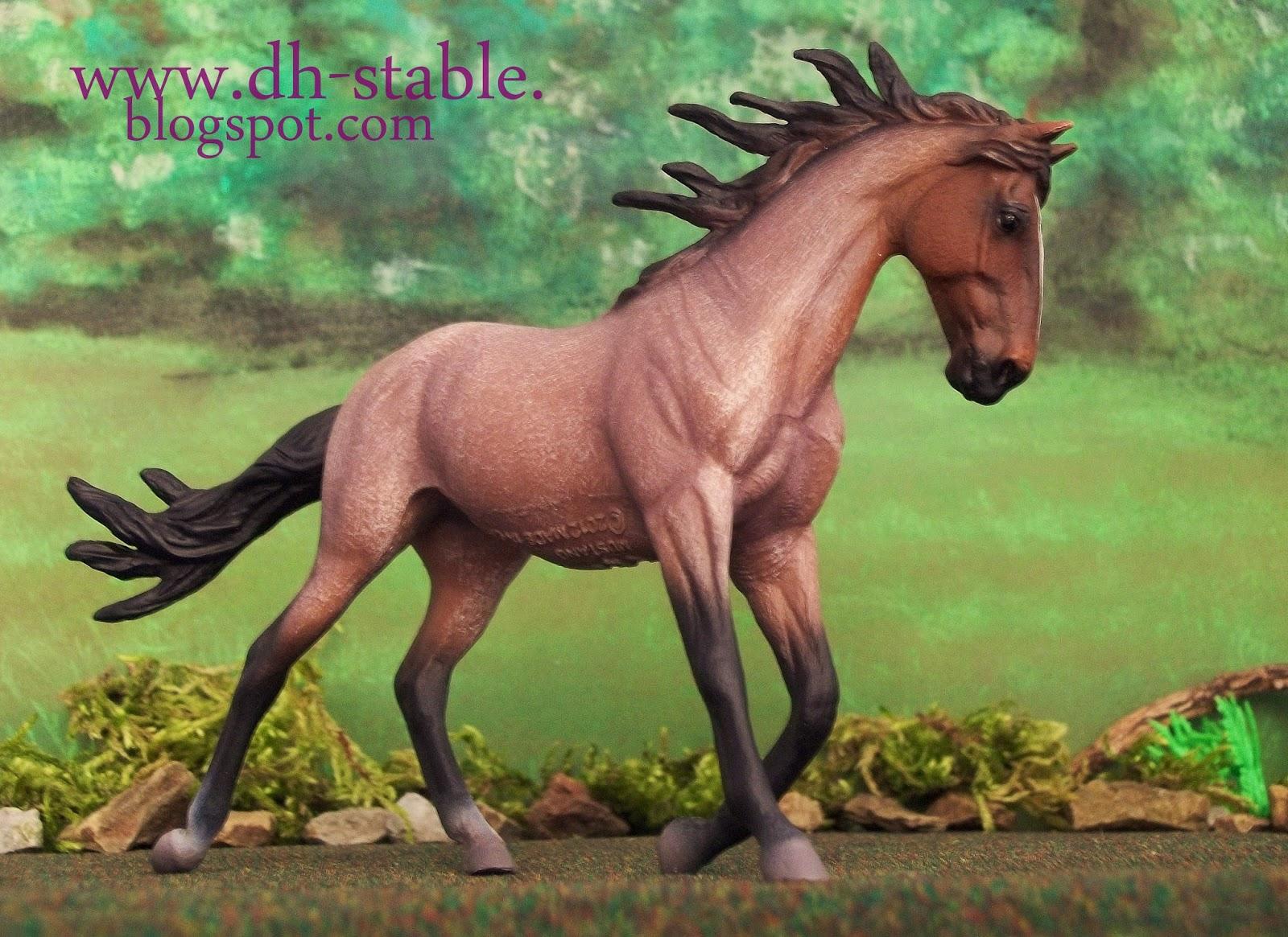 2007 Mustang >> DH STABLE - MODELLI DI CAVALLI BREYER, COLLECTA, STONE ...