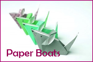 My Life, My Job, My Career: How 9 Simple Origami Paper Baots Helped Me Succeed