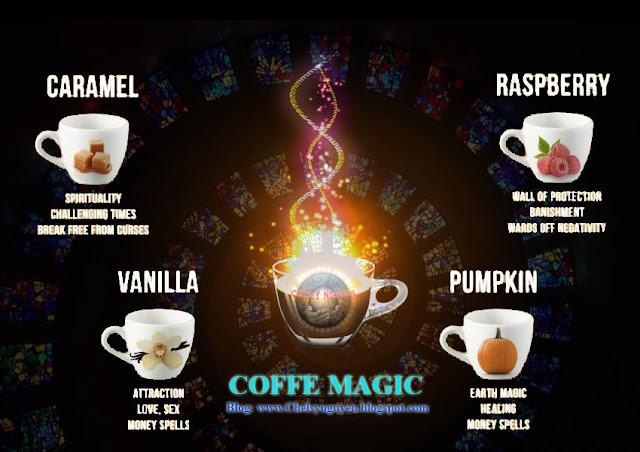 Magic Coffee Recipe   Giải mã hương vị Cà phê bạn yêu thích