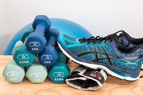 خسارة الوزن بسرعة بالرياضة