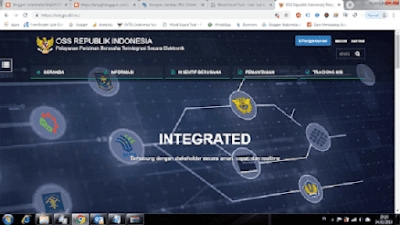 API-U/P OSS-NIB Online Republik Indonesia