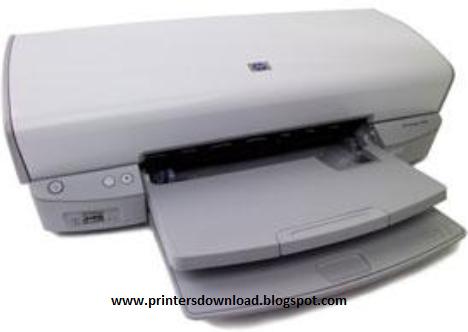 Install the latest driver for HP deskjet 5440