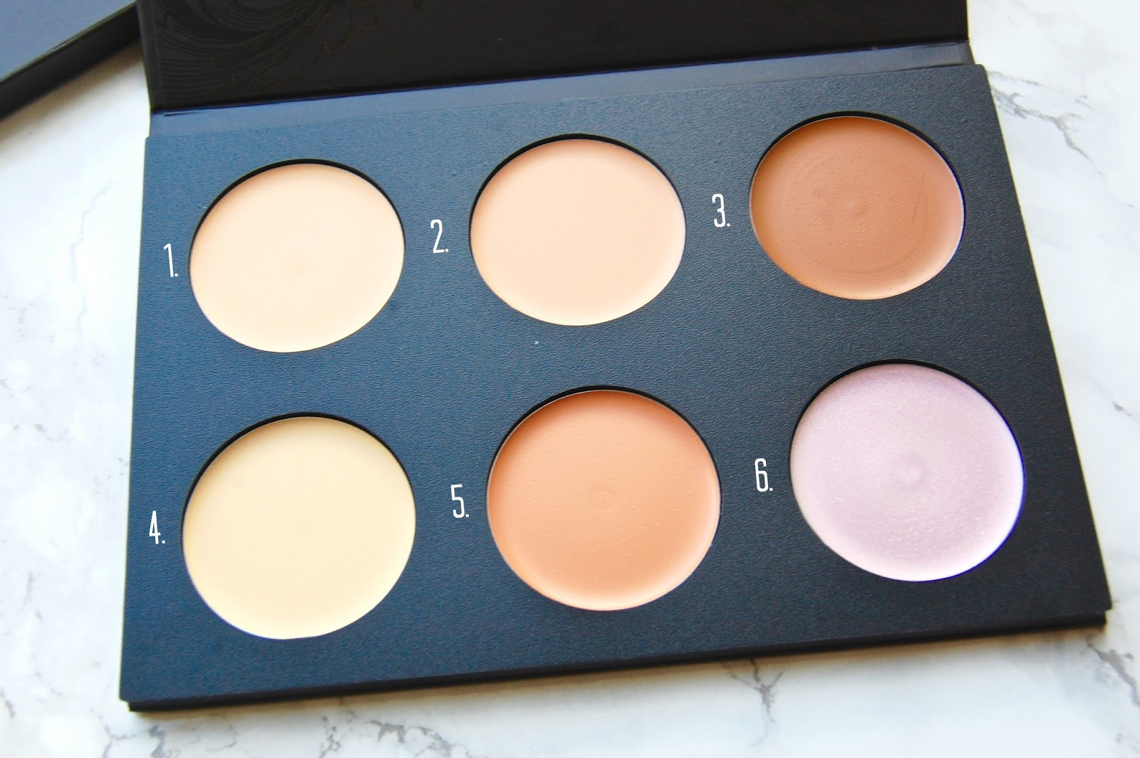 Read more on the MeMeMe Complete Contour and Highlight Kit