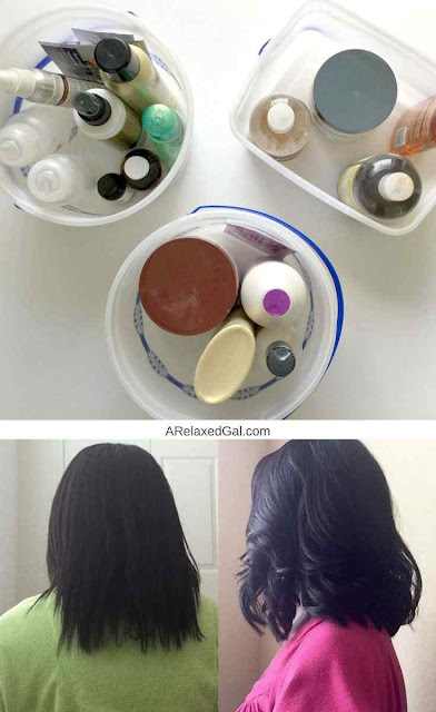 Relaxed Hair Health Update: 2015 Hits And Misses | A Relaxed Gal