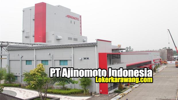PT Ajinomoto Indonesia Karawang