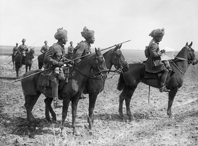 India in World War 1 - History - UPSC