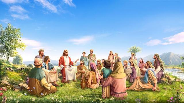 耶穌, 拯救, 釘十字架, 救恩, 講道
