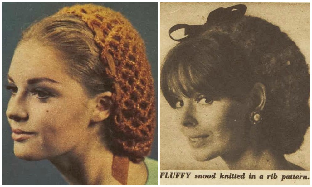 1960s snood patterns