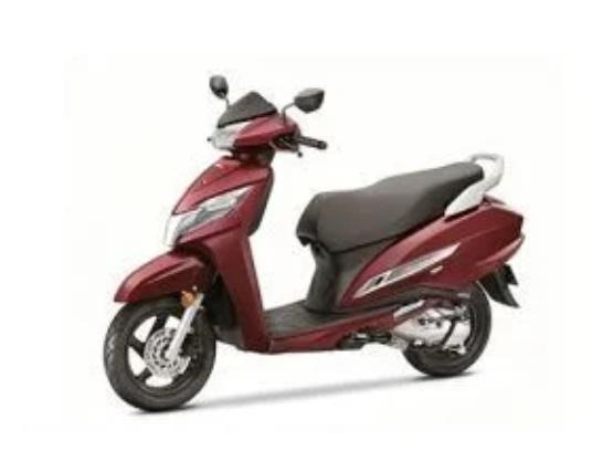 Honda new activa 123 BS6 engine avillable