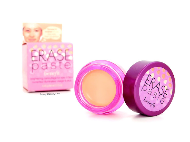 Benefit Erase Paste Review