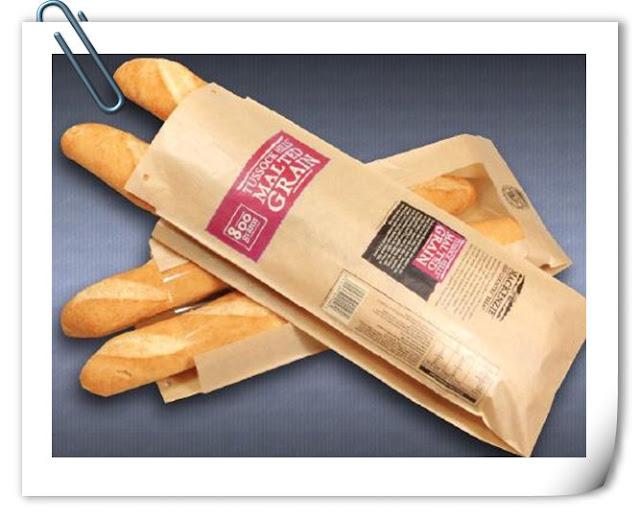 in túi giấy bánh mì giá rẻ