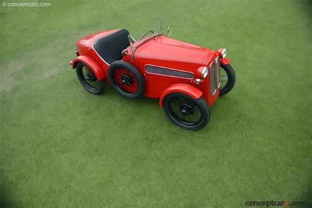 BMW Ihle 600 Roadste 1929