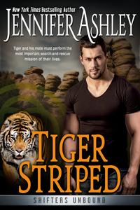 Tiger Striped by Jennifer Ashley