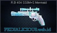 R.B 454 SS8M+S Mermaid