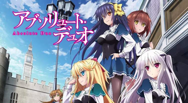 Absolute Duo BD Batch Sub Indo