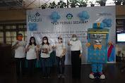 PLN Edukasi Keselamatan Ketenagalistrikan dan Gerakan Menggunakan Masker di Masa Pandemi Kepada Anak-anak