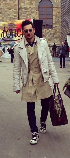 Fashion Trend Right From Pitti Uomo Men S Fashion From The Suburbs
