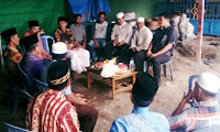 Hadiri Syukuran di Desa O'o, Ketua DPRD Kabupaten Bima Sekaligus Serap Aspirasi Warga