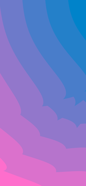 Pink and blue gradient steps wallpaper for iphone hd