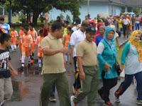 Denhanud Paskhas Yogyakarta Gelar Minggu Sehat Bersama Masyarakat