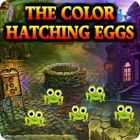 AvmGames Find The Color Hatching Eggs