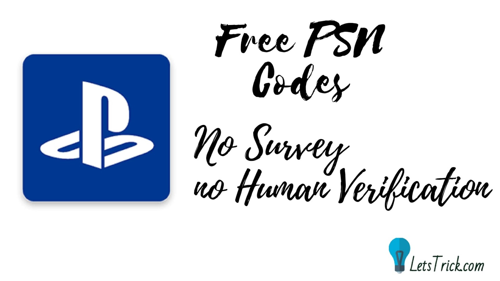 Free PSN Codes No Survey No Human Verification
