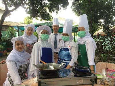 Praktek Kewirausahaan SMA 110 Jakarta