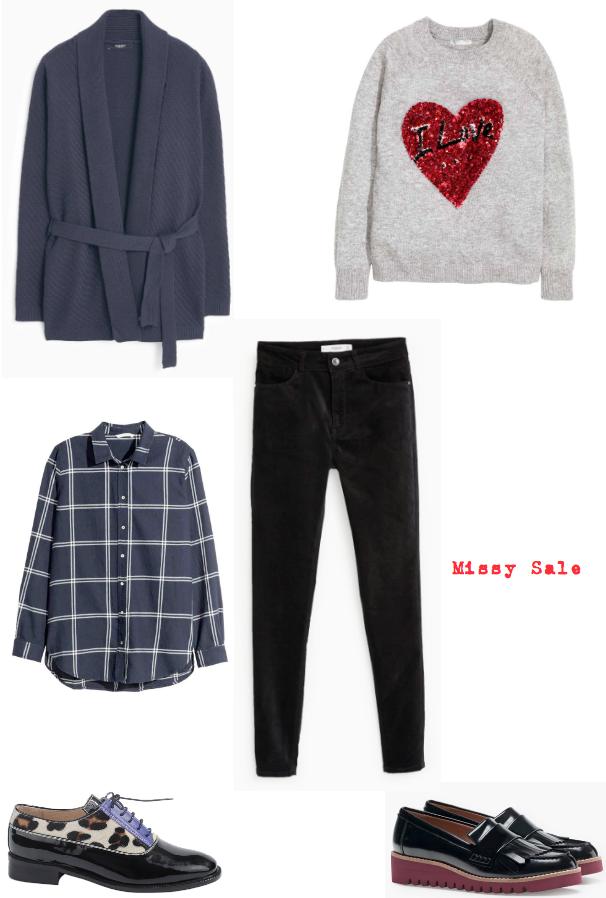 Vestir a los 50 Informal -Missy Sale-