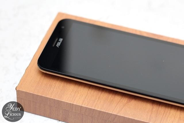 Sleek dsign of ASUS Zenfone 2 Laser ZE500KL