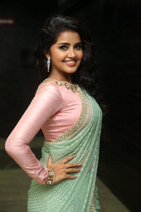 Actress AnupamaParameshwaran Latest HD Images