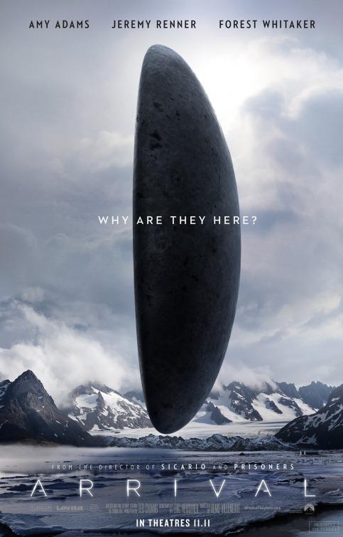 Arrival (Web-DL 1080p Ingles Subtitulada) (2016)