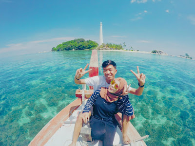 paket one day trip hopping island & paket one day trip leebong island