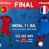 Live Streaming Keputusan Portugal Vs France EURO 2016