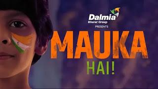 Mauka Hai Lyrics B Praak