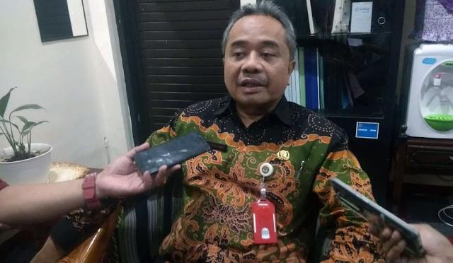 Plt Kepala BKD Lumajang Ahmad Taufik Hidayat