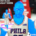 NBA 2K21 Doctor Manhattan Cyberface and Body Model By kyrieyoung